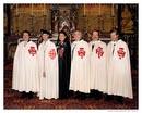 Photographies de la lieutenance de Montréal de l'Ordre du Saint-Sépulcre de Jérusalem